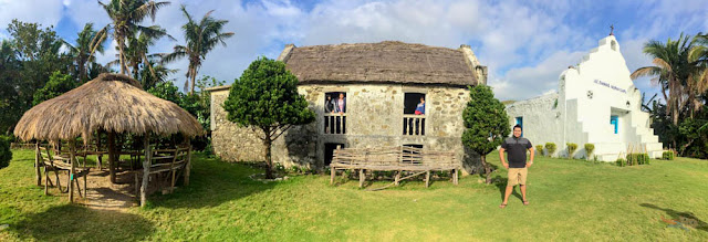 Batanes -  Sinakan, Savidug Stone Houses and Sto. Thomas Chapel