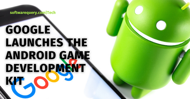softwarequery.com-Google Launches the Android Game Development Kit