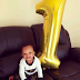 Wizkid's Son, King Ayo Celebrates His 1st Birthday Today