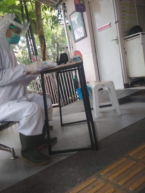 rapid test Jawa Barat