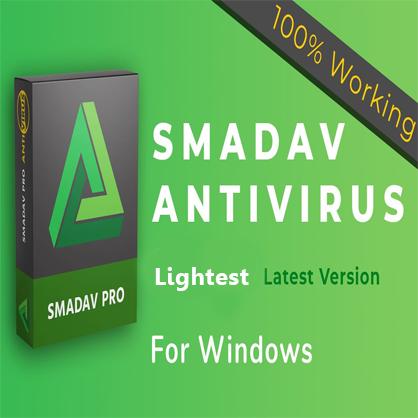 Smadav latest Universal license Key