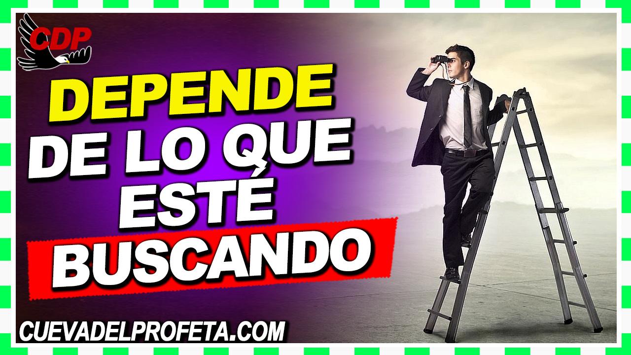 Depende de lo que Ud. esté buscando  - William Branham en Español