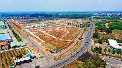 Dự án khu dân cư Bàu Xéo