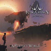 "Το βίντεο των Kingcrown για το ""The Flame Of My Soul"" από το album ""A Perfect World"""
