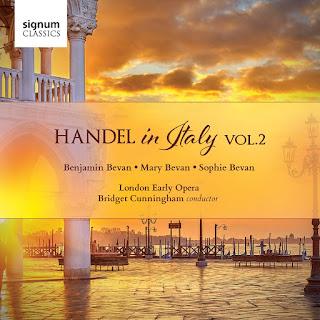Handel in Italy - volume 2