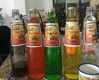 Limun ..Minuman terpopuler di jamannya