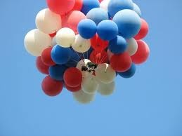 Balon Pelepasan Standar