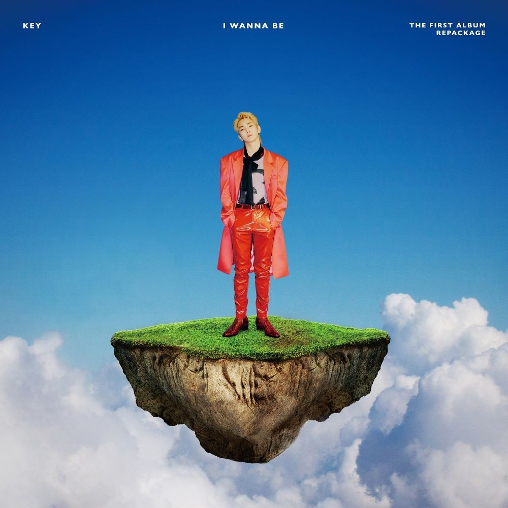 KEY – I Wanna Be – The 1st Album Repackage (ITUNES MATCH AAC M4A)