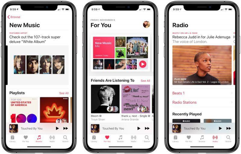 蘋果與唱片公司簽定合約:果粉爽聽愛黛兒、泰勒絲新歌
