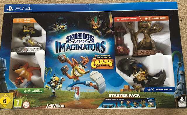 Skylanders Imaginators #SkylanderImaginators