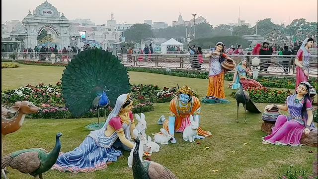 Prem Mandir Vrindavan photos