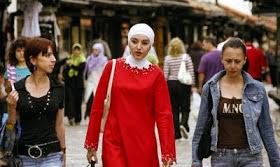 Bosnien Muslime
