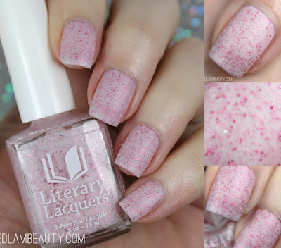 Literary Lacquers Princess Buttercup | As You Wish Trio