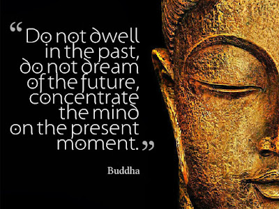 Be Present Quotes Buddha