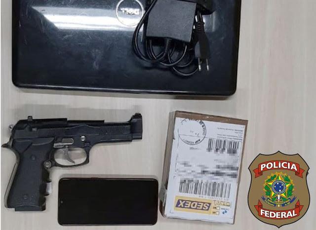 PF prende homem suspeito de fazer compras em plataformas digitais utilizando moeda falsa