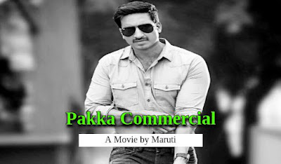 Pakka Commercial 2021 Movie Download