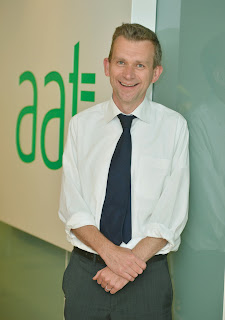 Rob Alder, Head of Business Development at AAT