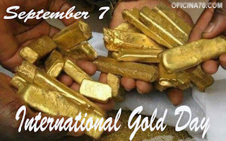 september 7, the gold international day