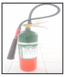 Pencegahan dan Pemadaman Kebakaran di Kapal, alat pemadam kebakaran karbon dioksida