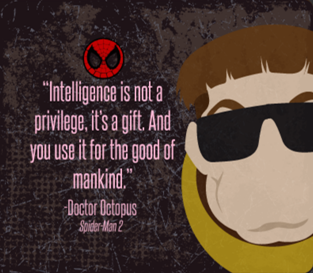 Frases Inspiradoras de Spiderman.