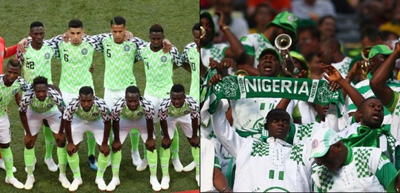 Super Eagles Of Nigeria Rises To 44th Position In FIFA Ranking