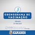 Sarandi segue com vacinação contra Covid-19  neste sábado, 7