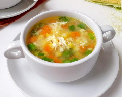 Cara Membuat Sup Jagung