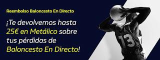 william hill promocion Directo baloncesto hasta 10 febrero 2020