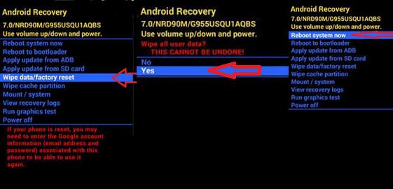 طريقة فورمات تابلت اندرويد Factory Reset Tablet Android 2019