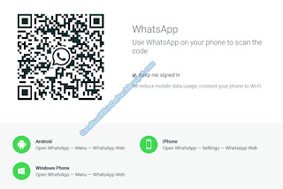 whatsapp web di pc
