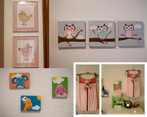 Hacer un triptico aprender manualidades es for Como decorar el cuarto de mi hija