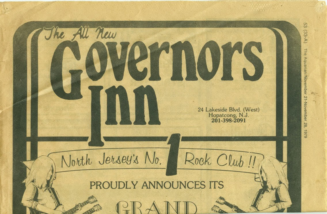 Governor's Inn ad