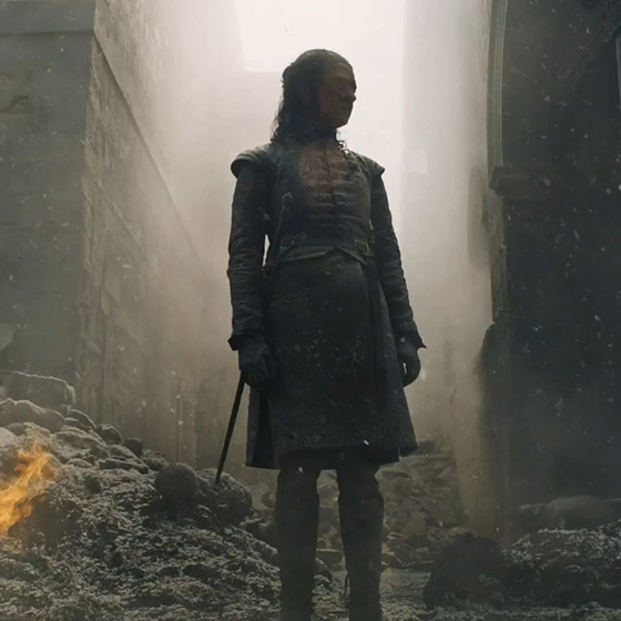 Game of Thrones - Arya Wallpaper Engine