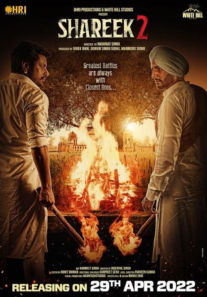 Jimmy Sheirgill, Dev Kharoud New Upcoming Punjabi movie Shareek 2 2022 wiki, Shooting, release date, Poster, pics news info