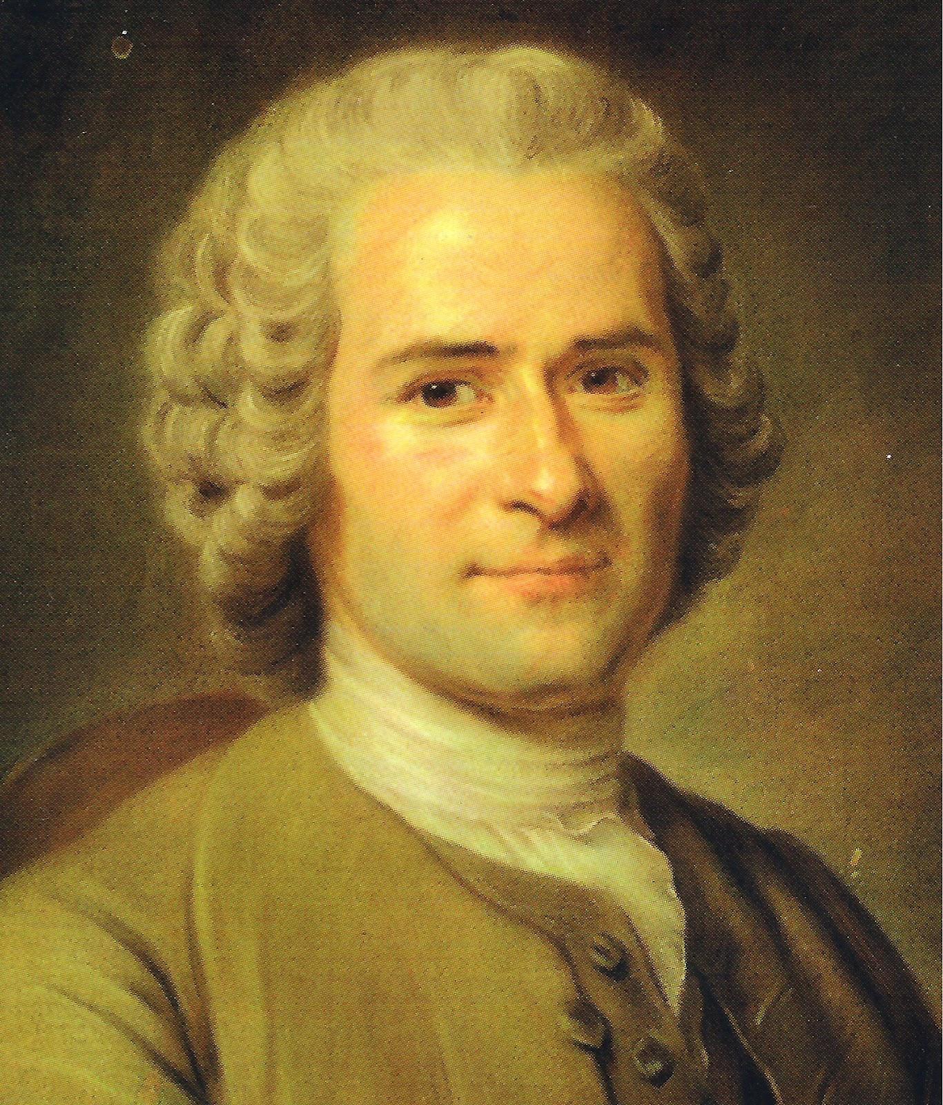 Manuel De Rivacoba: El Revolucionario Jean-Jacques