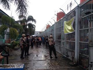 Aneh dan Mencurigakan! Ingin Periksa Napi Pengedar Narkoba, Tim Polda Riau Ditolak Lapas