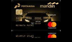 Kelebihan Kartu Kredit Mandiri Pertamina