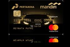 6 Informasi penting terkait Mandiri Kartu Kredit Pertamina