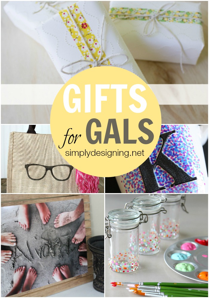 12 Gifts for Gals | perfect for Mother's Day | super cute handmade gifts | #mothersday #handmade #handmadegifts #gifts
