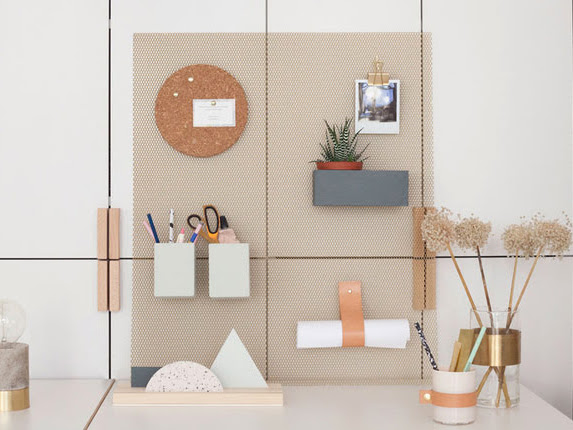 Organizador de pared diy
