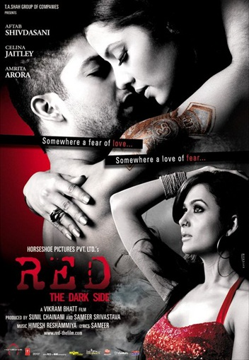Free Download Red The Dark Side 2007 Hindi 720p  800mb
