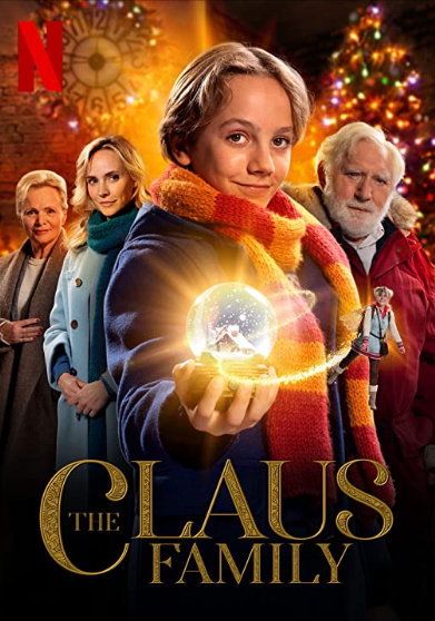 The Claus Family 2020
