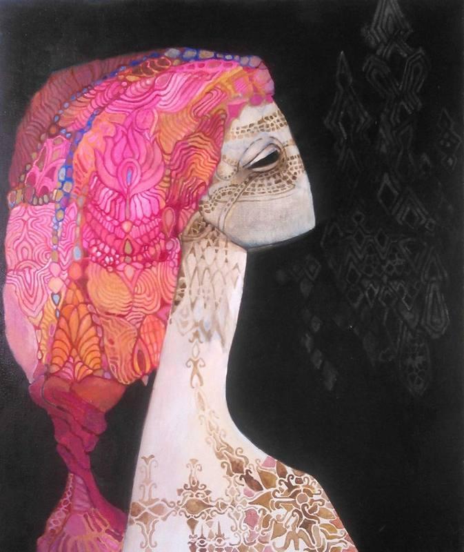 Ткань бытия. Ольга Зелинская