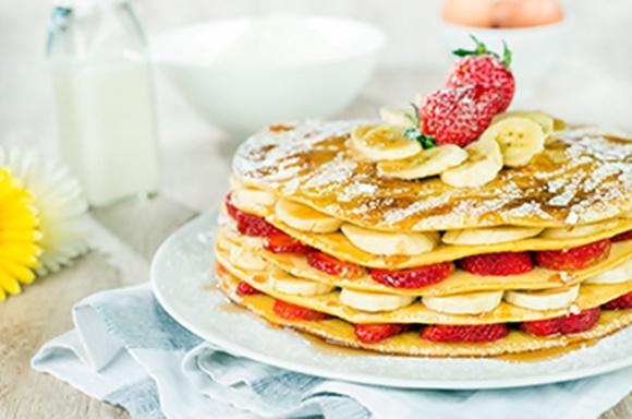 Torta De Pancakes