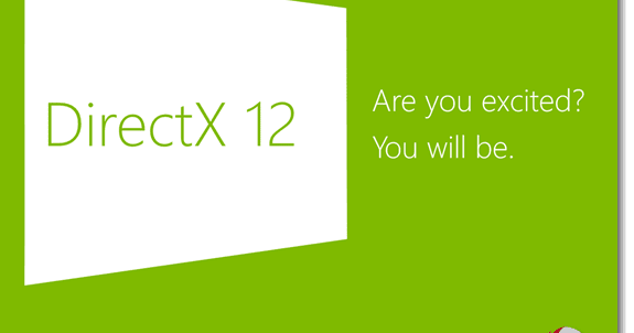 directx 12 download for win7 32 bit