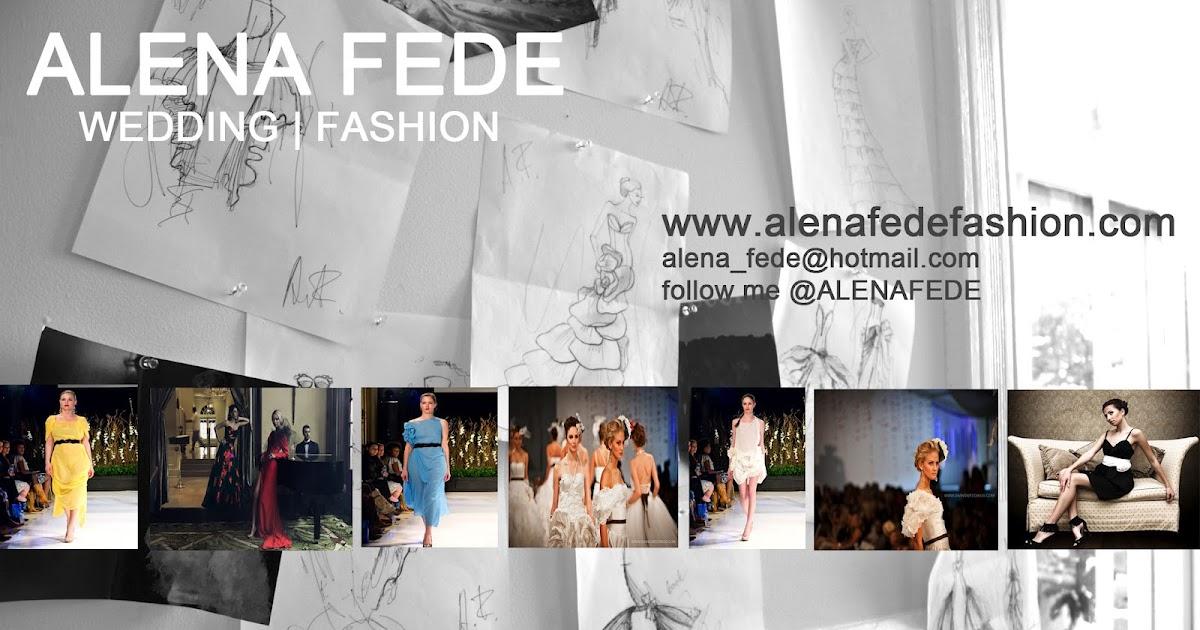 Fashion Bridal Design By Alena Fede Charleston Sc Alena Fede Fashion Wedding