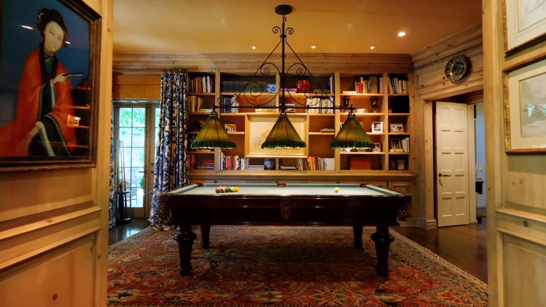 31 Interior Design Photos vs. 1201 Tower Grove Dr, Beverly Hills Luxury Mansion Tour