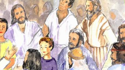 Os doze filhos de Jacó - Gênesis 43