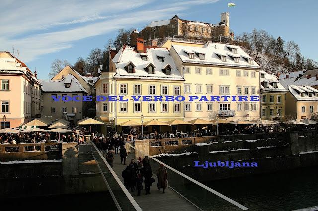 SLOVENIA ON-THE-ROAD: UN POMERIGGIO A LJUBLJANA