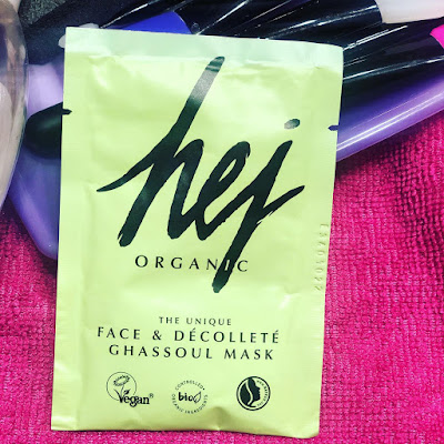 Ghassoul Mask Hej Organic